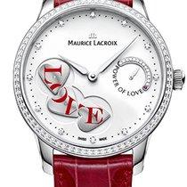 Maurice Lacroix Masterpiece Power Of Love Ladies Red, Diamonds