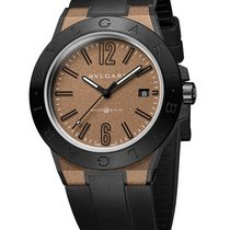 Bulgari Men's DG41C11SMCVD Watch