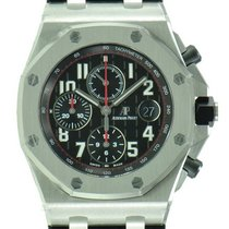 Audemars Piguet ROYAL OAK OFFSHORE BLACK DIAL CHRONOGRAPH