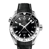 Omega Planet Ocean 600 M Omega Co-Axial Master Chronometer Gmt...