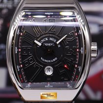 Franck Muller Vanguard Ss Automatic Ref V45scdt (new-unworn)