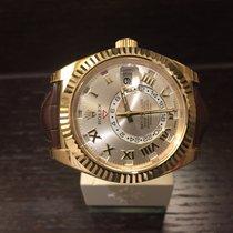 Rolex Sky Dweller Gold 326138