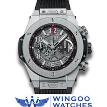 Χίμπλοτ (Hublot) Big Bang Unico Titanium Auto Skeletal Ref....
