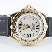 Breitling Lady Wings Chronometre Gold #109