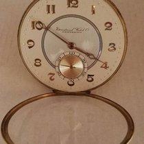 IWC Pocket Watch double case Gold 14K