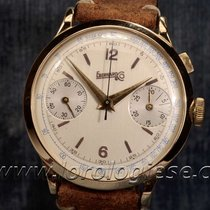 Eberhard & Co. Pre Extra-fort 18kt. Gold Vintage 39mm...