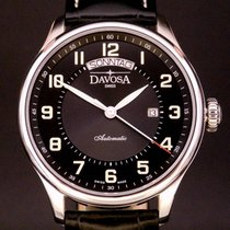 Davosa Pares Classic day/date Automatic Glasboden  vom...