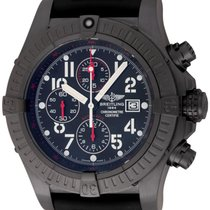 Breitling Super Avenger BlackSteel