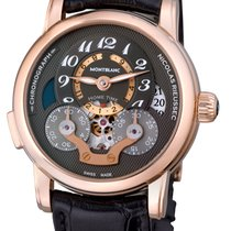 Montblanc Nicolas Rieussec Collection Open Home Time 107067