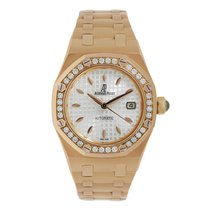 Audemars Piguet Royal Oak Lady 33mm Rose Gold Legacy