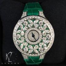 Graff Butterfly Emerald Green- Diamond Set