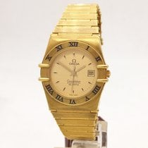 Omega Constellation Lady Gold NOS