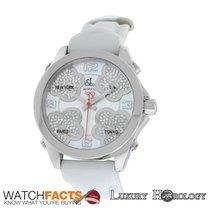 Jacob & Co. New Time Zone JCMATH12  $13300 MOP Diamond 40mm.