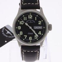 Zeno-Watch Basel Basic Pilot Day-Date Automatic NEW