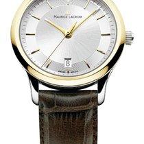 Maurice Lacroix Les Classique Date Quartz Steel/Gold Case,...