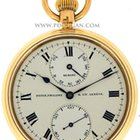 Patek Philippe 18k yellow gold Pocketwatch. Power reserve...