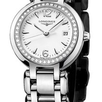 Longines Ladies L81100166 PrimaLuna Quartz Watch