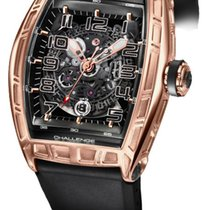 Cvstos Challenge Jet-Liner SL Men's Watch, Bicolor Red...