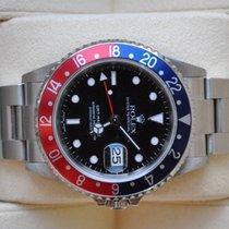 Rolex [SERVICED+NO HOLE] GMT-Master II - Y - 2003