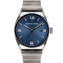 ポルシェ・デザイン (Porsche Design) 1919 Datetimer Eternity Blue