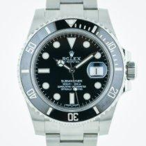 ロレックス (Rolex) Submariner, 116610, Stainless Steel, Black...