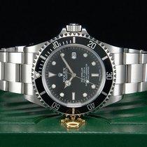 Ρολεξ (Rolex) Sea-Dweller Stahl Z-Serie aus 2008 Ref. 16600...
