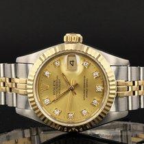Rolex Ladies Rolex Datejust 26mm 69173 - 1991 - Rolex Factory...