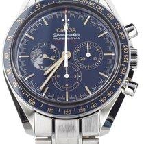 Omega 45th Anniversary Speedmaster Apollo 17 Le Full Set...