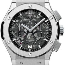 Hublot Classic Fusion Automatic 45mm Aerofusion ChroNew...