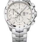 TAG Heuer Link Automatic Chronograph Calibre 16 Silver ...
