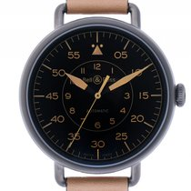 Bell & Ross WW1-92 Heritage Stahl Automatik 45mm