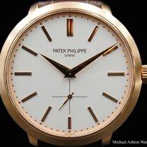 Patek Philippe Ref# 5123R-001, Calatrava