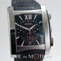 Ebel Brasilia Chronographe  Noire A126523 Full Set