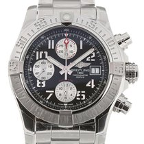 Breitling Avenger II 43 Automatic Black Dial