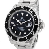 Rolex Oyster Perpetual Date Submariner 168000, Transition Model