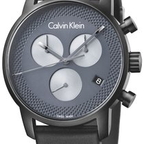 ck Calvin Klein city Herren Chronograph K2G177C3