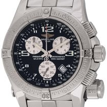 Breitling : Emergency Mission :  A73321 :  Stainless Steel
