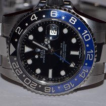 Rolex Gmt-Master II Stainless Steel Automatic