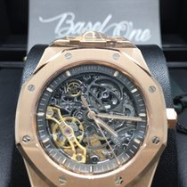 Audemars Piguet AP Royal Oak Double Balance Wheel Openworked