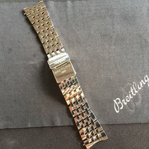Breitling Armband 442A original 22mm Navitimer