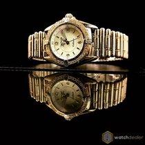 Breitling Callistino Gold/Steel Diamonds