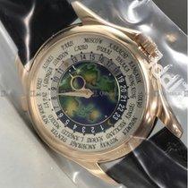 Patek Philippe - World Time 5131R-001 Rose Gold Enamel Dial...