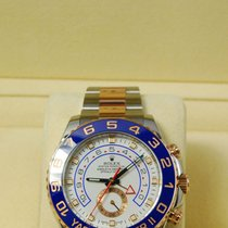 Rolex Yacht-Master II Two Tone 18kt Everose Gold/SS - 116681