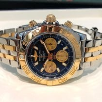 Breitling Chronomat Pilot Rose Gold Steel 41 mm (Full Set)