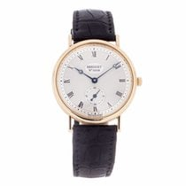 Breguet Classique in 18K Yellow Gold 3917 (Pre-Owned)