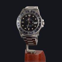 Rolex Oyster Perpetual Date GMT-Master Steel