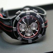 Concord C1 Chronograph black titanium – 48 hour power reserve...