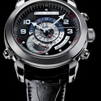 Pierre DeRoche Grandcliff GMT Power Reserve