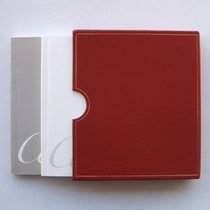 Cartier Set Libretti / Booklet