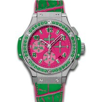 Hublot Big Bang Pop Art Steel Apple 41mm